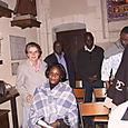 Eglise de Luçay-le-Mâme : chant d'entrée