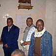 Philippe, Anatole et Benny (les trois ténors)